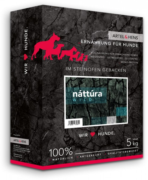 Náttúra - Wild