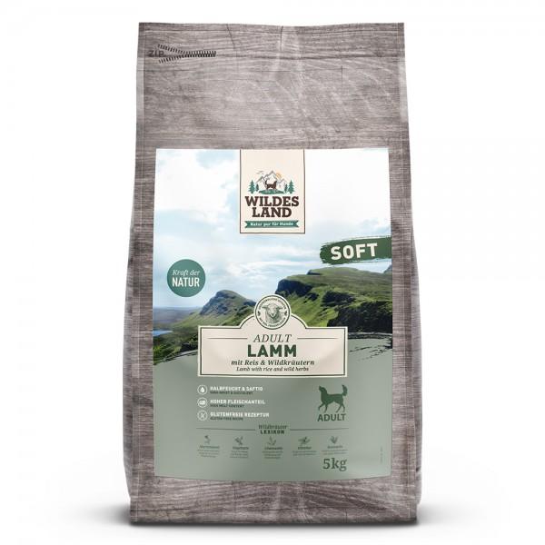 Soft Lamm mit Reis & Wildkräutern