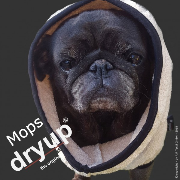 "dryup cape ""Mops & Co."""