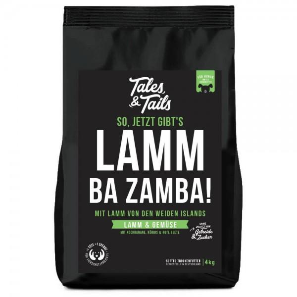 LammBa Zamba! - Softes Trockenfutter