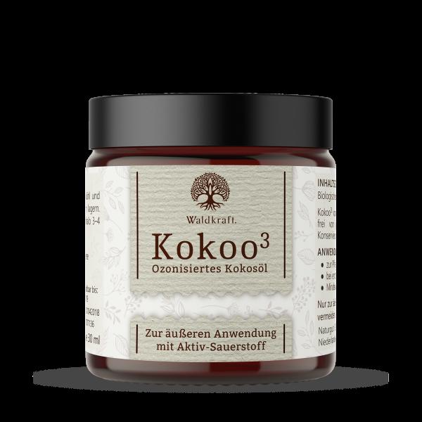 Waldkraft Kokoo³ - Ozonisiertes Kokosöl