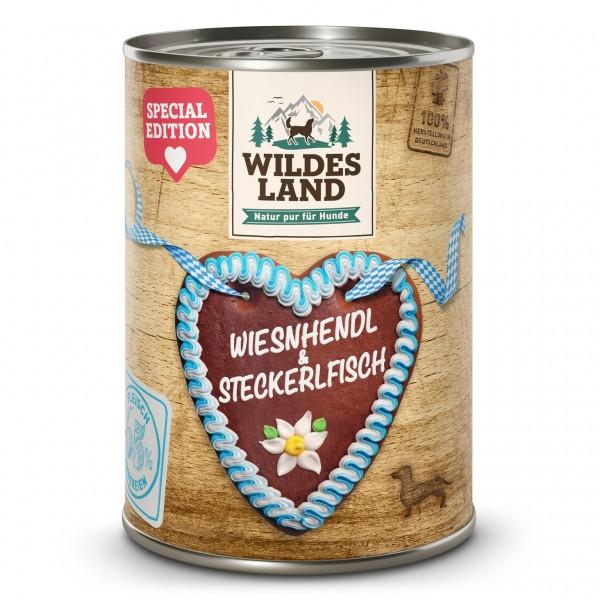 Wiesnhendl & Steckerlfisch Special Edition