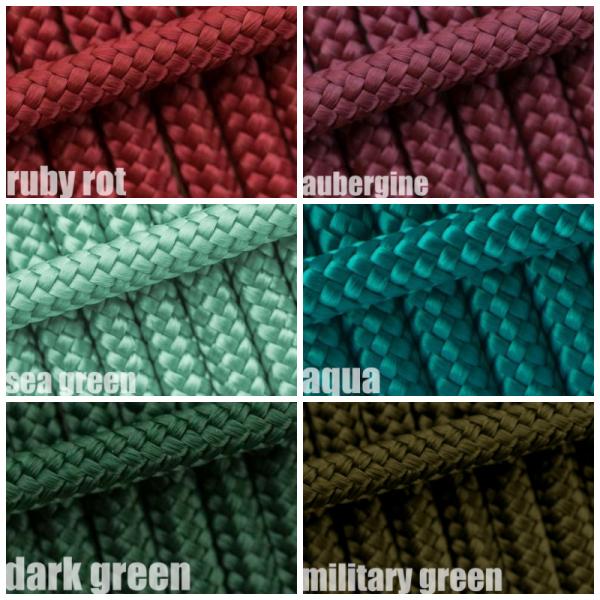 Farben PPM Seil