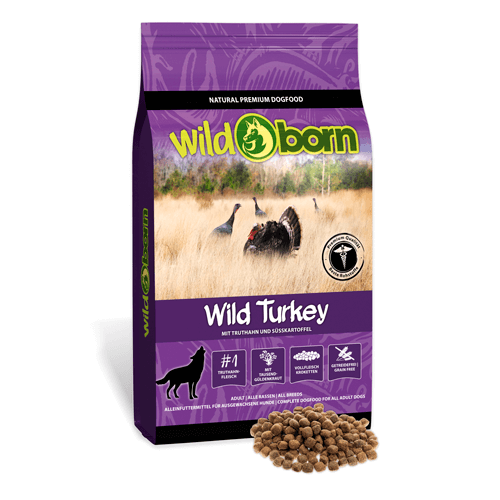 Wildborn Wild Turkey (Truthahn)