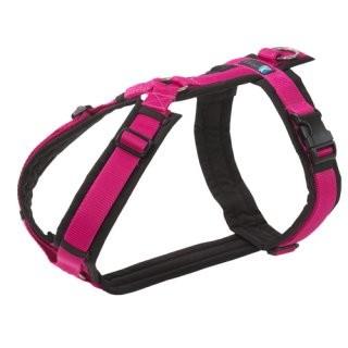 anny x Brustgeschirr FUN schwarz-pink