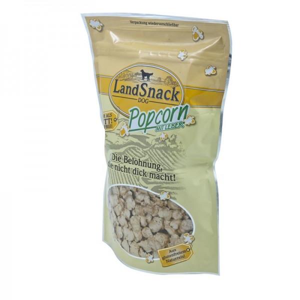 LandSnack Hunde Popcorn mit Leber