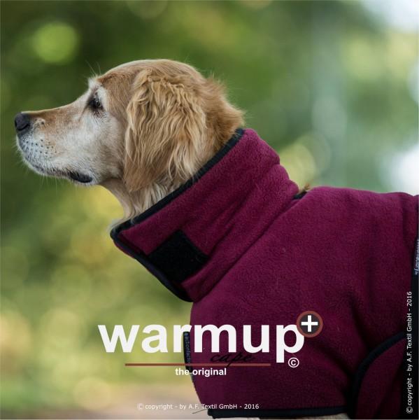 "Warmup Cape ""PLUS"""