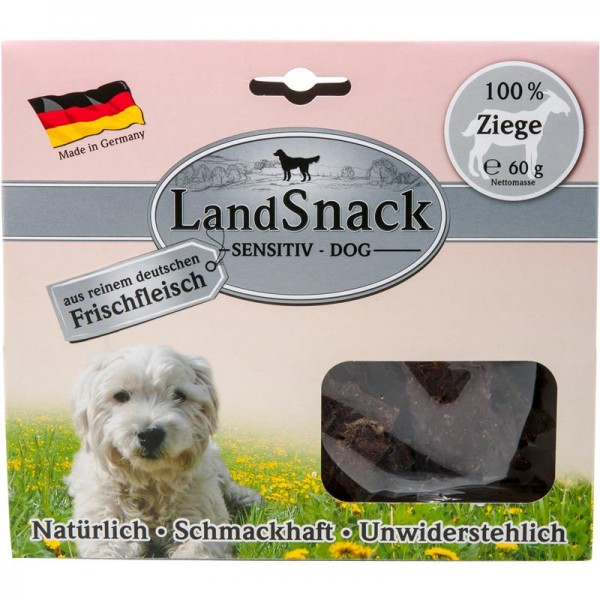 LandSnack Dog Sensitiv Ziege