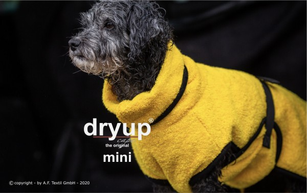 "dryup cape ""MINI"""