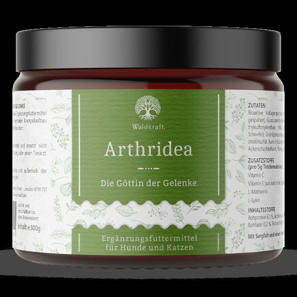 Waldkraft Arthridea – Die Göttin der Gelenke – 300g