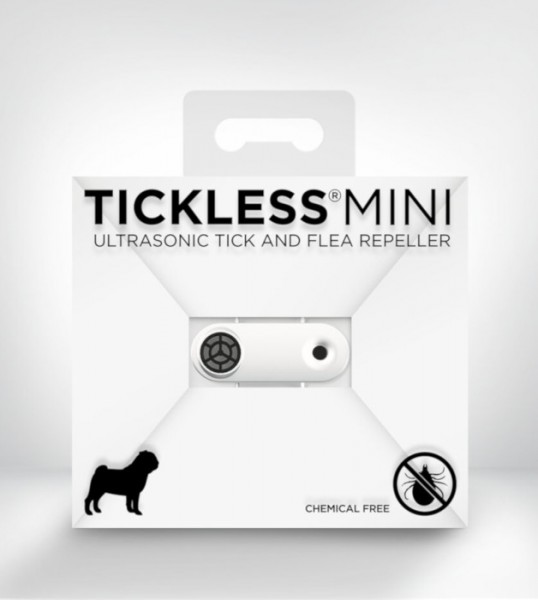 TICKLESS Mini PET - Die neue Generation der Tickless Ultraschallgeräte