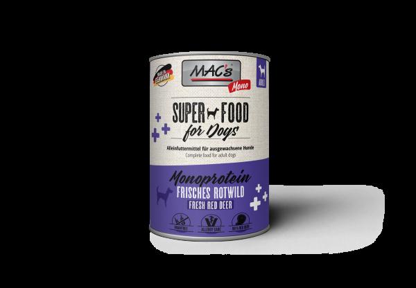 MAC's Hund Mono Sensitive Wild & Hirsch