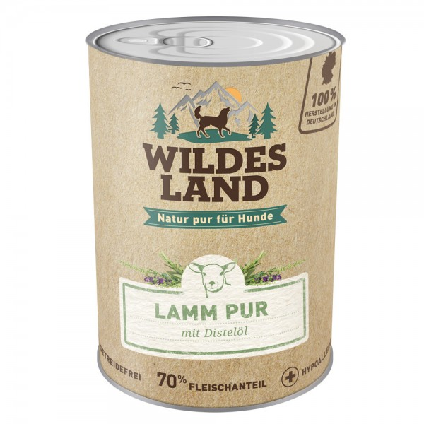 Lamm PUR mit Distelöl