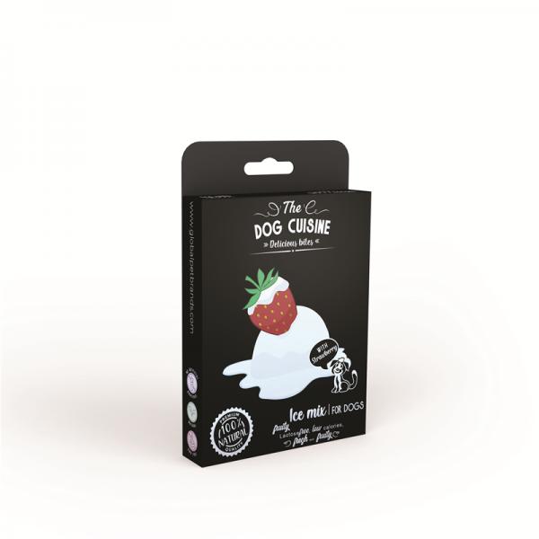 Eis-MIx Erdbeere 100g