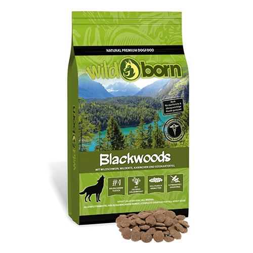 Wildborn Blackwoods (Wildschwein und Kaninchen)