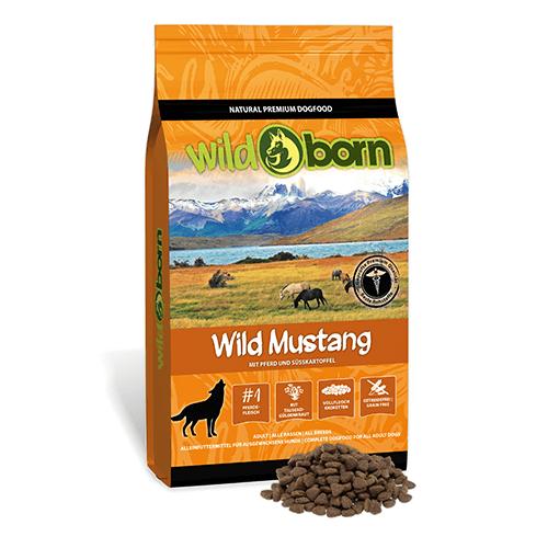Wildborn Wild Mustang (Pferd, Süßkartoffel und Aroniabeere)